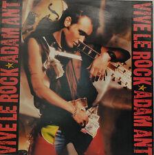 """ADAM ANT - VIVE LE ROCK    LP 12""""  (S 432)"""