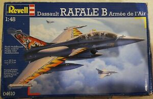 REVELL 1 48 DASSAULT RAFALE B ARMEE DE L'AIR