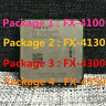 AMD FX-4100 FX-4130 FX-4300 FX-4350 CPU Quad-Core Socket AM3+ Processor