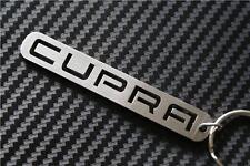 """SEAT """"CUPRA"""" Schlüsselring porte-clés II III IV SPORT TDI FSI TFSI ALTEA FR LEON"""