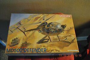 Dragon 1/35 MD Defender Kit # 3525