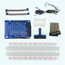 UNO R3 Starter Kit Extension Board kit for Arduino Breadboard Wires Cable