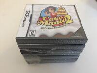 Cake Mania 2 (Nintendo DS, 2008) DS NEW
