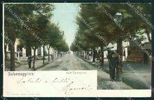 Parma Salsomaggiore cartolina XB0821