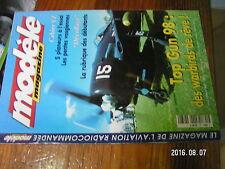 1?µ µ? Revue Modele Magazine n°561 plan encarté JCM / P-51D Alpina 4001 Palio