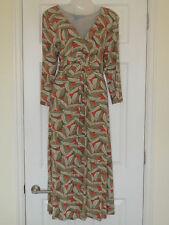 Boden Jersey 3/4 Sleeve Dresses Midi