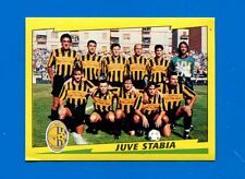 CALCIATORI PANINI 1996-97 Figurina-Sticker n. 604 - JUVE STABIA SQUADRA -New