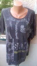 Uncle Sam T - Shirt Grau  GR. L  NEU