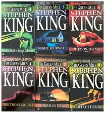 The Green Mile Serial Novel Set Books 1-6 (Collectible Paperback Boxset!)
