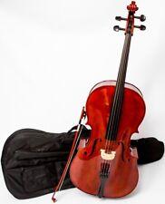 F Violoncelle 1/4 M-tunes No.200 en bois - Atelier de lutherie