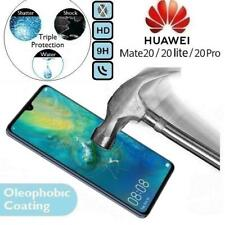 100% Genuine Tempered Glass Screen Protector For Huawei Mate 20 /20 Pro /20 Lite