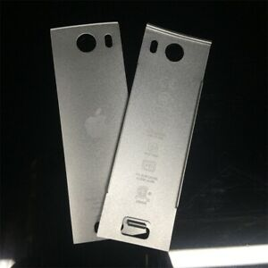 2× Brand Apple Battery Cover Back For Wireless Bluetooth Laser Magic Mouse A1296