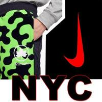 NIKE X SPORTSWEAR NYC PARKS PANTS HYBRID POLAR FLEECE WOVEN JOGGER WINTER  XL