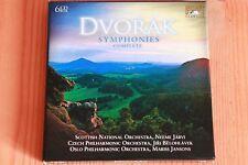 Dvorak - Intégrale Symphonies - Neeme Järvi - Box 6 CD Brilliant Classics
