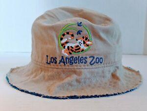 JHats Los Angeles Zoo Safari Bucket Hat Infant Hat 46cm