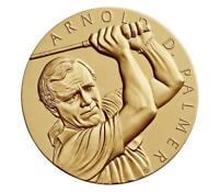 ARNOLD PALMER  Bronze Medal 1 1/2 Inch U.S. MINT MEDAL
