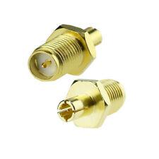 TS9-Stecker / Adapter Reversed RP SMA-Anschluss mit Pin UMTS LTE Stick 3G 4G x4