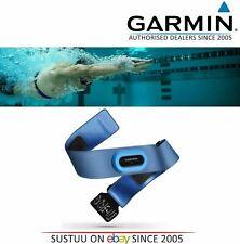 Garmin Hrm-Swim | Monitor de frecuencia cardíaca | Natación/Triatlón | Correa Antideslizante | Para Reloj