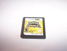 Pokemon Conquest Nintendo DS Lite DSi XL 3DS 2DS Game