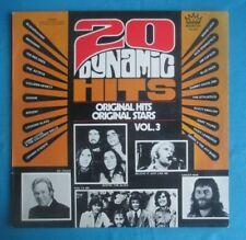 1972 Dynamic Hits Vol.3- Blackfeather,Missisippi,Billy Thorpe ,Lobby Lloyde  +