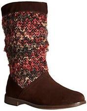 TOMS Women Size 6 Multi Color Textile Knit Slouch Serra Boots