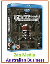Johnny Depp Widescreen Commentary DVDs & Blu-ray Discs