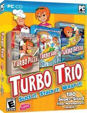 Tasty Turbo Trio (PC) Strategist Games to train the young minds
