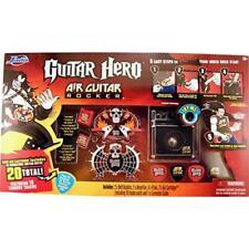 Guitar Hero Air Guitar Rocker Value Pack 2 belt buckles 20 Famous Songs Jada New
