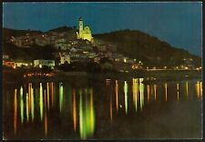 AD1542 Imperia - Provincia - Cervo Ligure - Panorama di notte