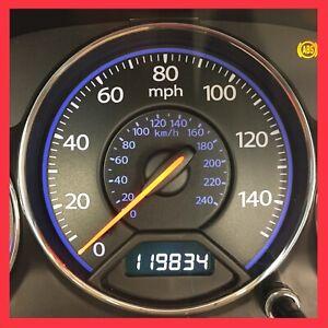 ✅ 2003 2004 2005 Honda Civic A/T Blue 116K Instrument Gauge Cluster  03 04 05