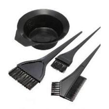 KS SS Hair Colour Dye Bowl Comb Brushes Tool Kit Set Tint Colouring