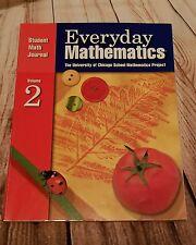 Everyday Mathematics: Student Math Journal 2 Grade 1
