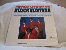 JAY AND THE AMERICANS ORG '65 MONO BLOCKBUSTERS TOP GEM COPY! UNPLAYED!