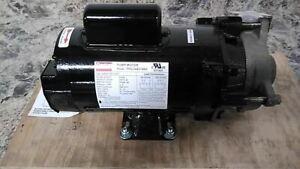 Dayton 2ZWT9A 1/2 HP 3450 RPM 120/240VAC Straight Centrifugal High Flow Pump