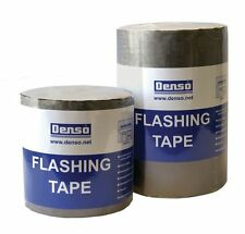 Denso Flashing Tape 150mm 10m Grey Roof Sealing Gutter Lead Repair Greenhouse