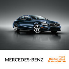 Mercedes-Benz - Service and Repair Manual 30 Day Online Access