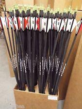 6 PSE Sniper 300 Carbon Hunting Arrows 1/2 Dozen BRAND NEW