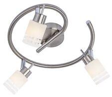 Nino Deckenlichter/- leuchten aus Nickel mit 1-3 Lichtern