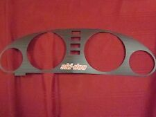 ski-doo gauge bezel decal new red and black