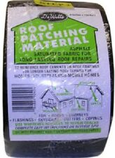 """(9) rolls DEWITT 905 6"""" X 25' COTTON MEMBRANE ROOF PATCHING FABRIC MATERIAL"""