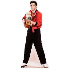 ELVIS PRESLEY Jailhouse Rock Promo CARDBOARD CUTOUT Standee Standup Poster F/S