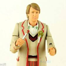 Doctor Who Figure Fifth 5th Doctor Celery in Lapel With Sonic Screwdriver New