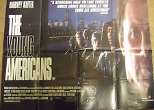 Harvey Keitel THE YOUNG AMERICANS(1993) Original movie poster