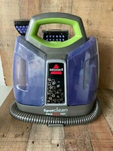 BISSELL SPOTCLEAN PROHEAT PET 5207W CARPET UPHOLSTERY CLEANER Wet Vac