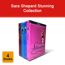 Sara Shepard Pretty Little Liars series 3 collection 4 books set pack NEW BRAND