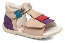 Chaussures fille KICKERS p 19 NEUF neuves BIHILANA sandales nu-pieds enfant bébé