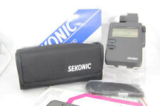 Sekonic L-318 DIGI LITE Flash Master [Mint] w/ Case, Attachment and so on Japan
