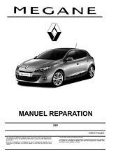 manuel atelier entretien réparation technique maintenance Renault Megane III 3