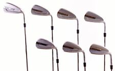Mens Ping G700 (0.25 Inch Longer) Iron Set 4-PW Steel Regular