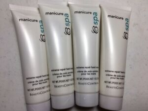 BeautiControl Extreme Repair Hand Creme! Minis Lot/4